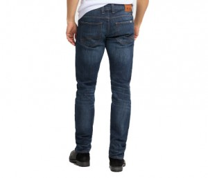 Pantaloni blugi barbați  Mustang Chicago Tapered  1009275-5000-983