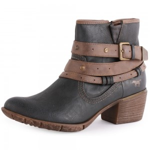Boots women MUSTANG shoes 35C-054