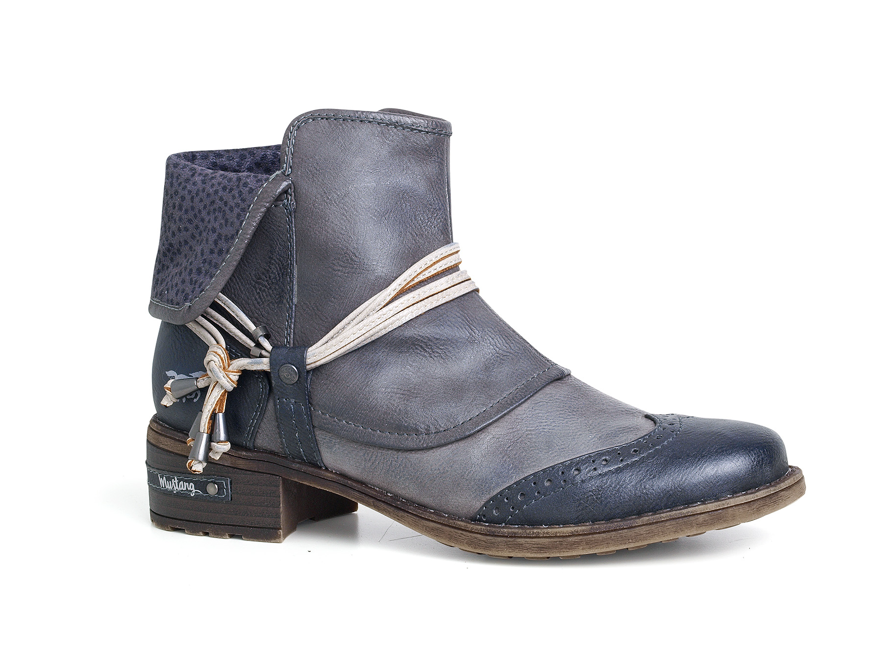 bd65190be8825 Buty damskie Mustang 39C-019 (1229-501-922) mustang shoes
